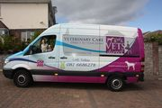 Vets Direct-  Irelands only mobile pet service